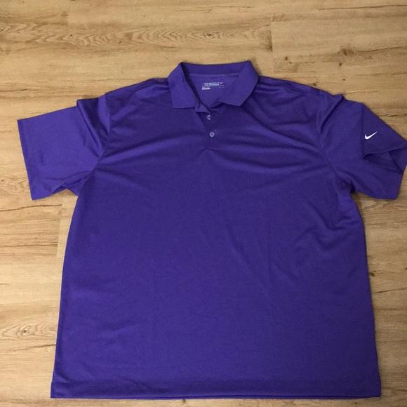 Nike polo shirt size 3XL men's